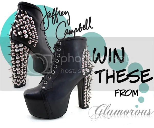 Jeffrey Campbell Spiked Litas from Glamorous