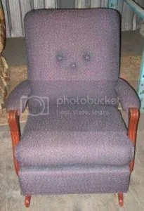 Ugly Chair!