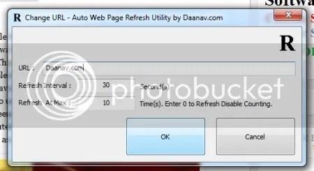 COME IMPOSTARE AUTOMATICAMENTE IL REFRESH DI UNA PAGINA WEB