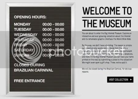 DOVE TROVARE UN MUSEO VIRTUALE DI INTERNET