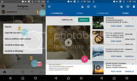 COME SCARICARE VIDEO DA INSTAGRAM