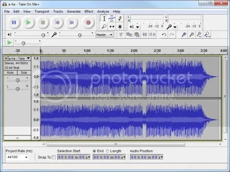 COME MODIFICARE UN FILE AUDIO