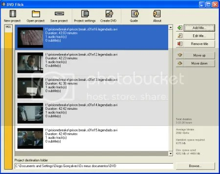 Come realizzare dvd con menu personalizzati