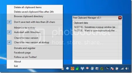 COME SALVARE AUTOMATICAMENTE LA CLIPBOARD DI WINDOWS