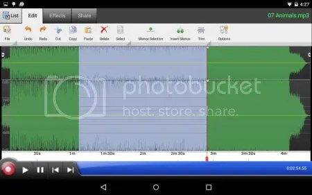 COME MODIFICARE FILES AUDIO CON ANDROID