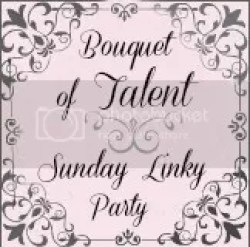 A Bouquet of Talent Linky Party @ Life on Lakeshore Drive