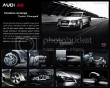 Audi A6, Audi Envision Campaign for the Middle East. TT, Q7, A8, A6 Concept and copy writing by DFBothma.