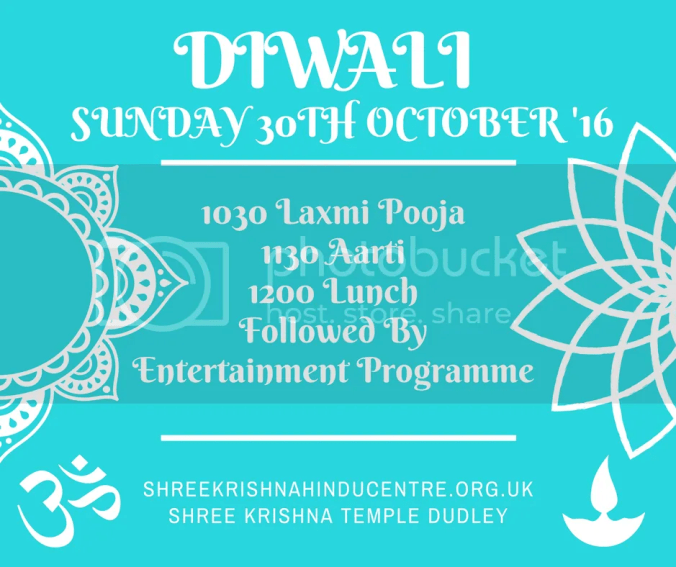 Diwali Entertainment Programme