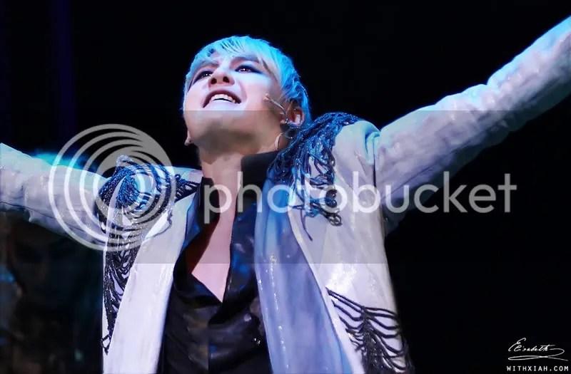Junsu Elisabeth Musical