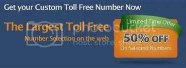 toll free chat line numbers