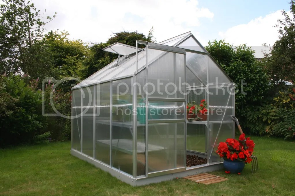 Grow Master Greenhouse