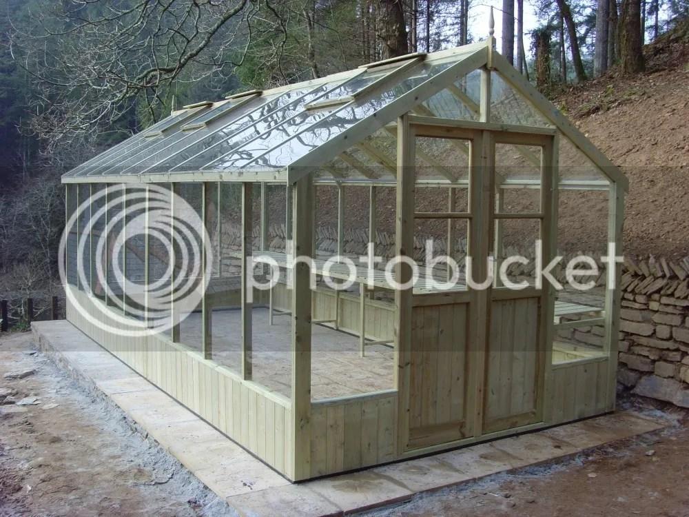 swallow raven 8x12 greenhouse