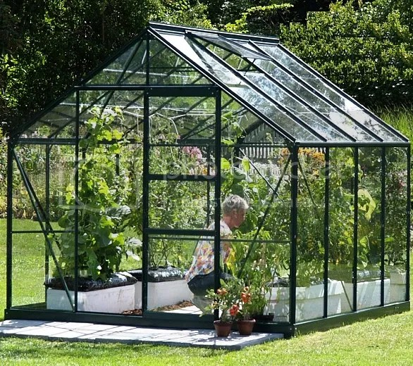 vitavia neptune green greenhouse