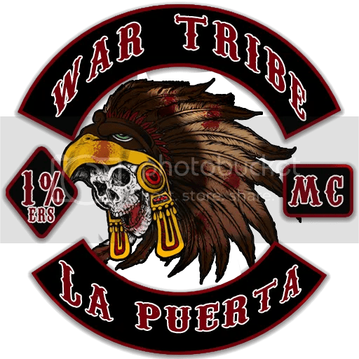 Tribe Mc Motorcycle Club
