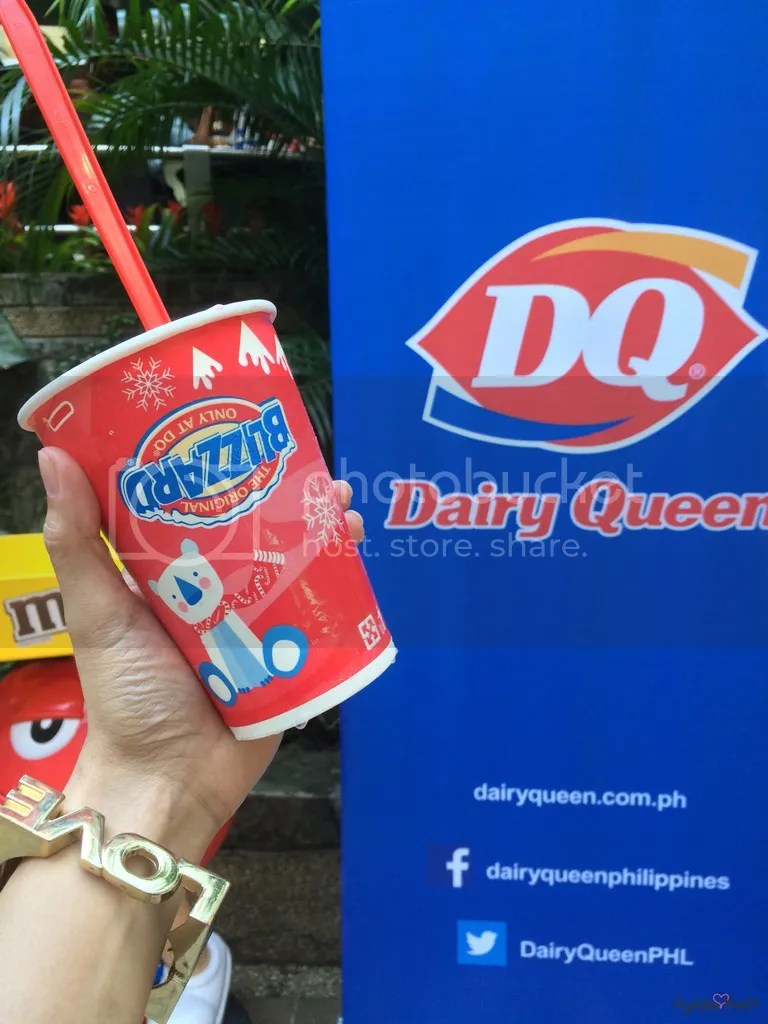 Dairy Queen Christmas Holiday Treat