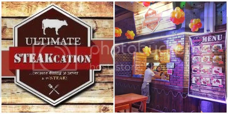 Steakcation Food Alley