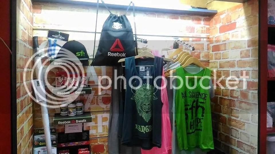 Crossfit Merchandise