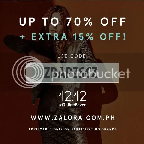 Zalora coupon code