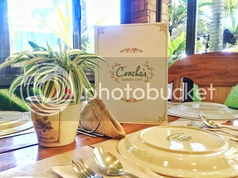 Concha's Garden Tagaytay