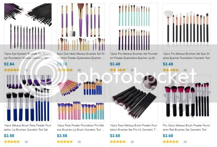ToSave Makeup Tools