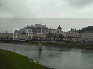 Salzburg on a fairly crappy day