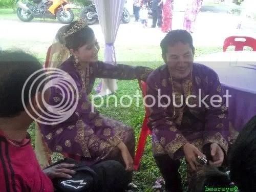 Apai & his wife....