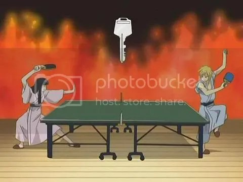 Ping Pong Death Match