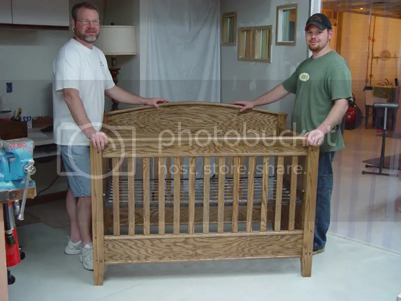 Build Diy Baby Crib Woodworking Plans Plans Wooden Wood Plans