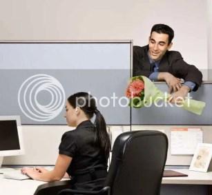 Workplace crush