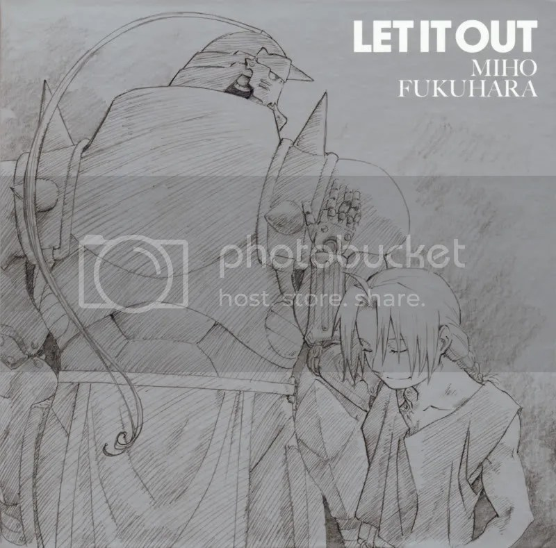 Let it out - Miho Fukuhara