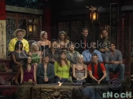 Survivor China Castaways
