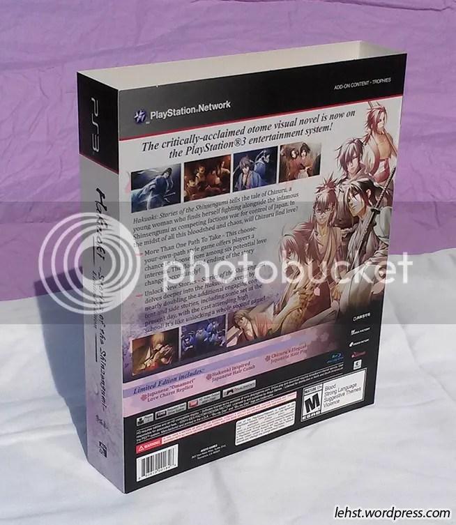 hakuouki hakuoki stories limited review