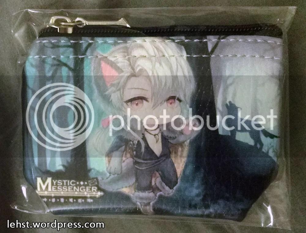 mystic messenger coin pouch werewolf zen