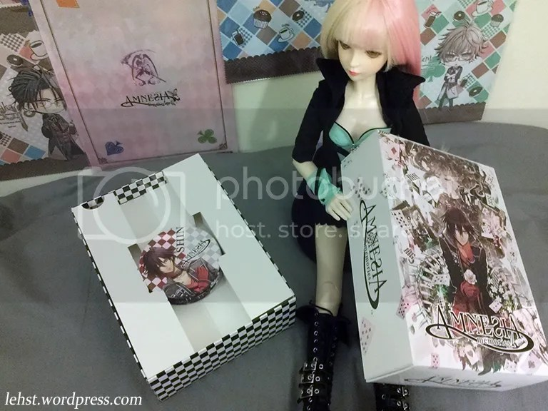 amnesia memories le limited edition english keepsake box shin