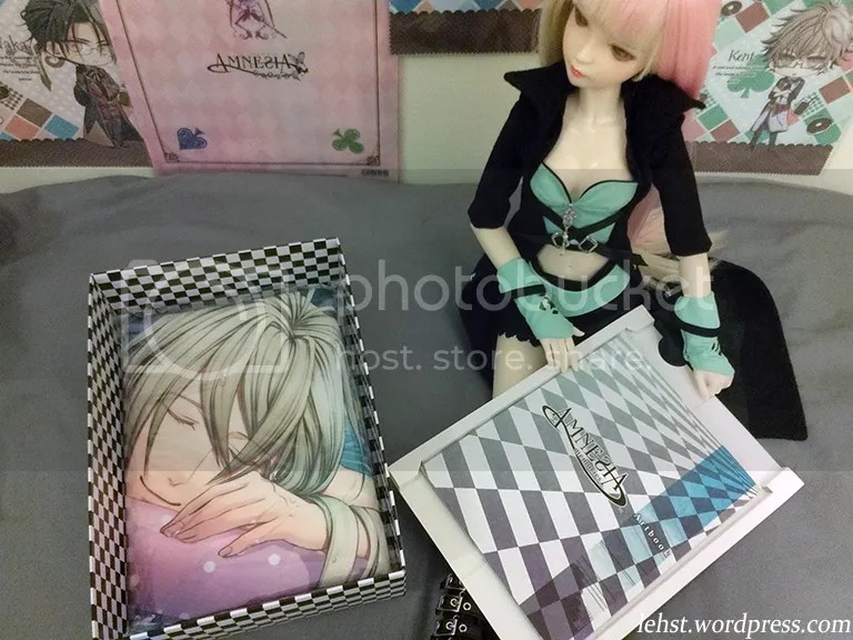 amnesia memories le limited edition english keepsake box ukyo