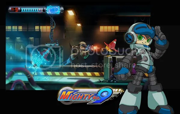 mighty no 9 beck