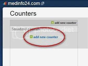 Add Visitor Counter Widget In Your Blogspot or WordPress Blog Without Plugin