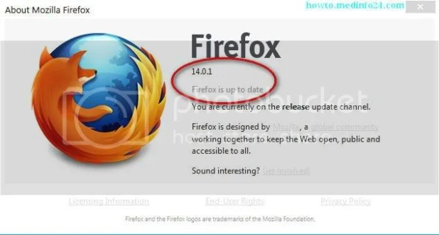 Mozilla firefox 14 download for free
