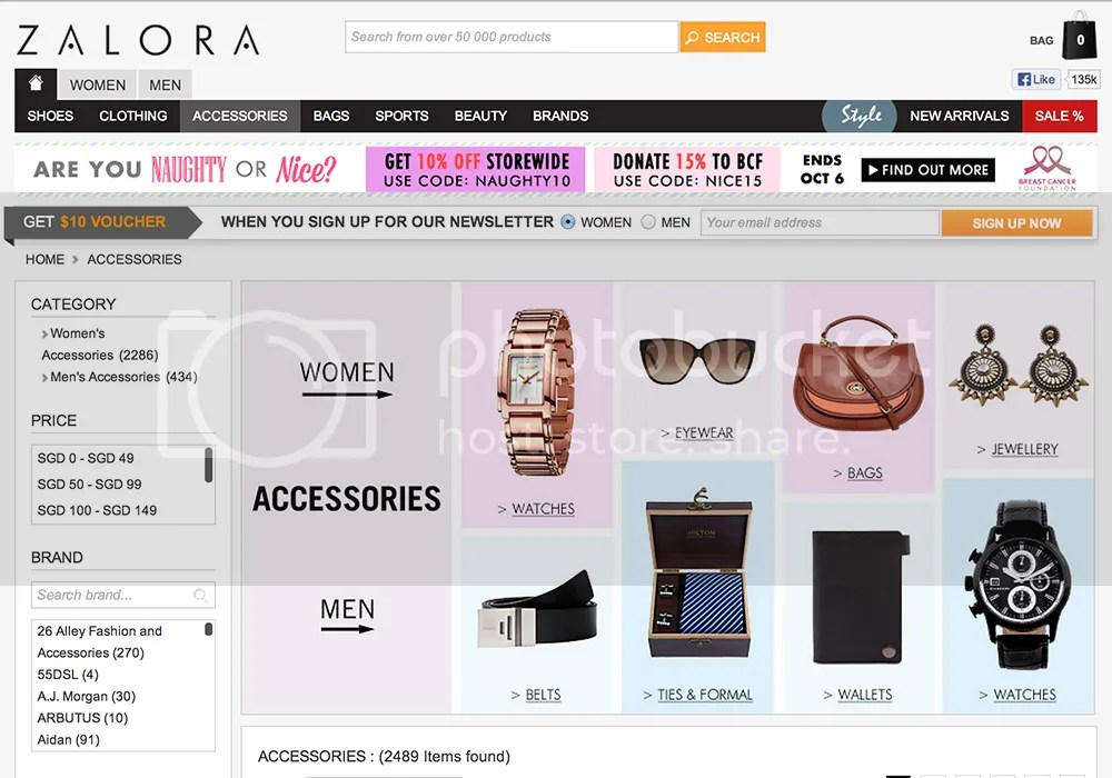 ZALORA Accessories