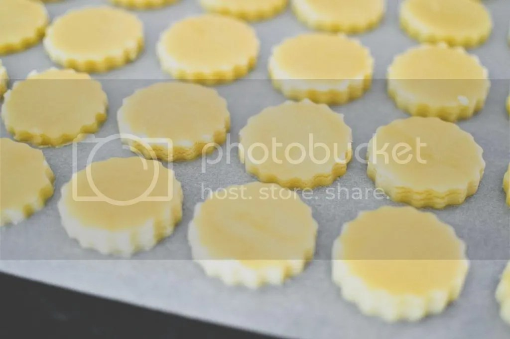 Homemade Pineapple Tarts