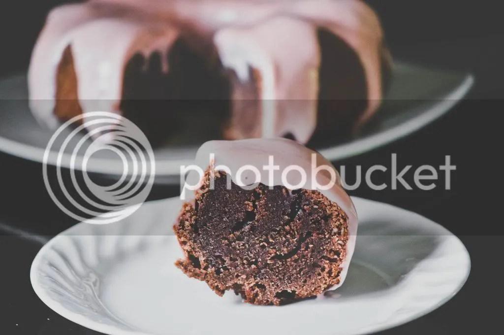 Mocha Cinnamon Bundt Cake