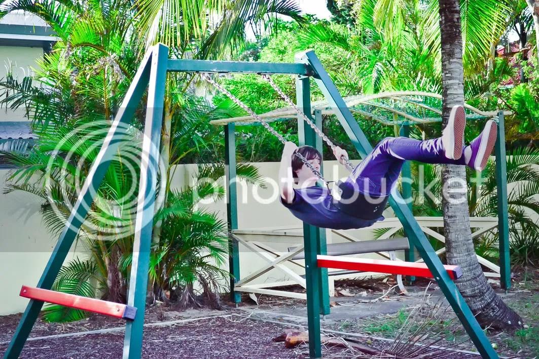 Tedder Avenue Swing