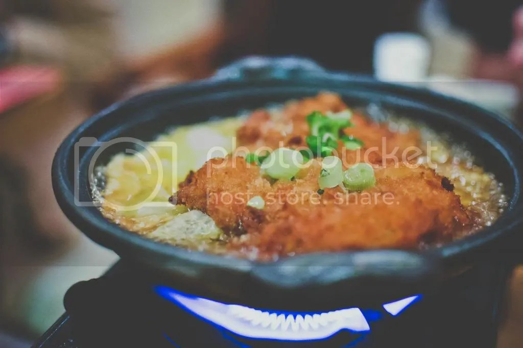 Chicken Katsu Tamago Toji