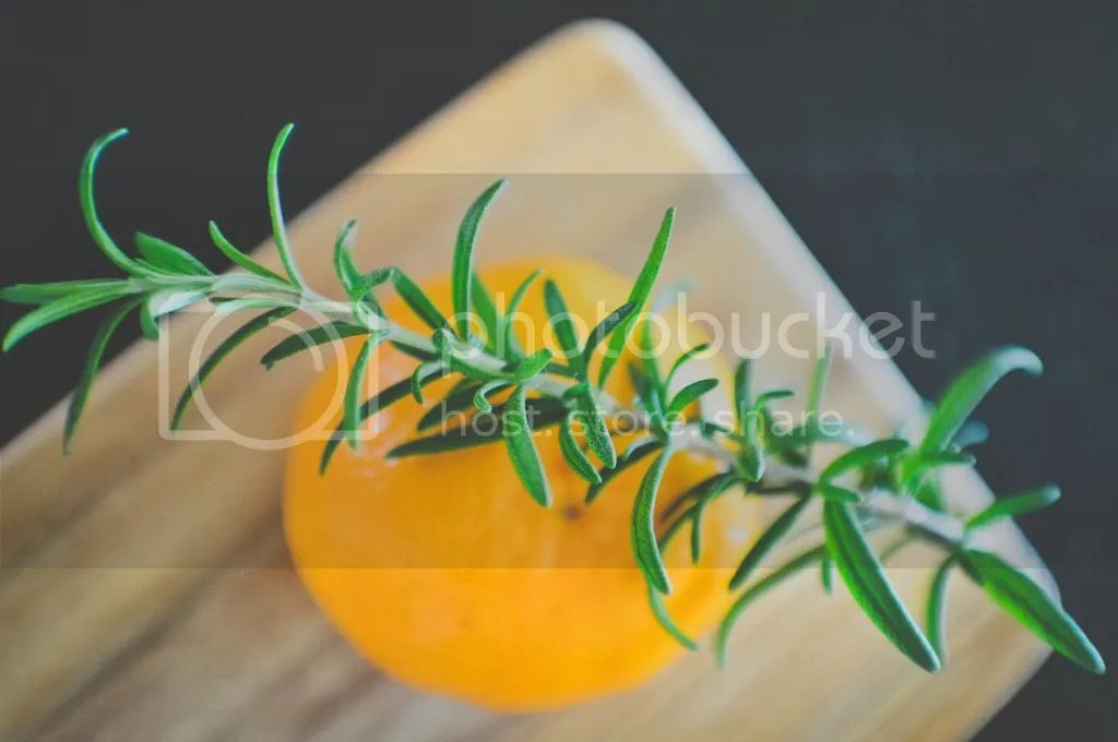 Rosemary and Orange