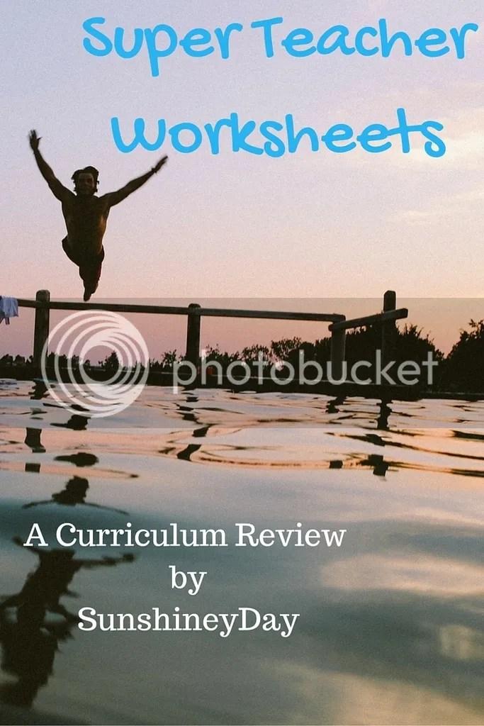 Home School Worksheets