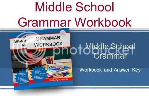 Middle School Grammar Workbook