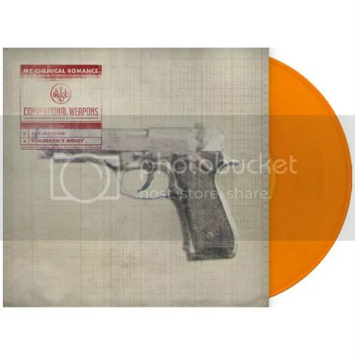 MCR Conventional Weapons