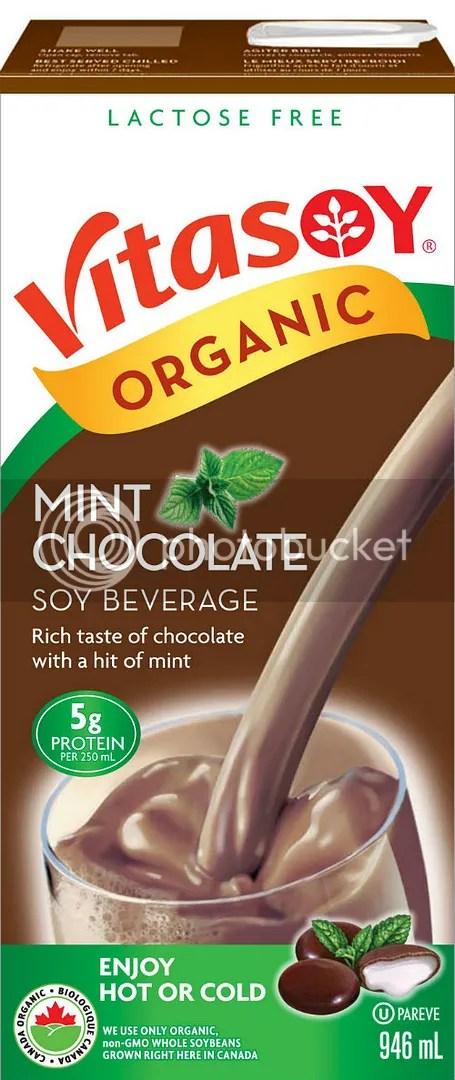 Vitasoy Mint Chocolate
