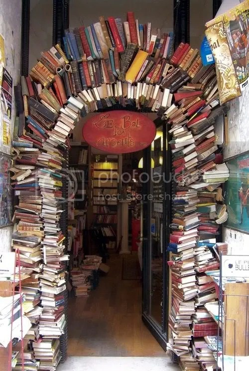 Book Doorway