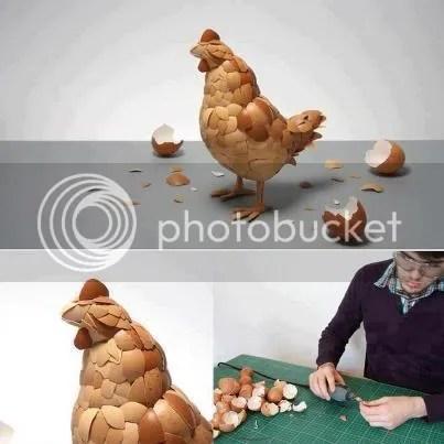 Eggshell Chicken